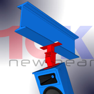 Girder / Beam Brackets for Loudspeakers