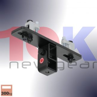 10Knew - Powerdrive KBD1000 Series General Purpose Girder-Beam Bracket. Image shown is KBD100S-B