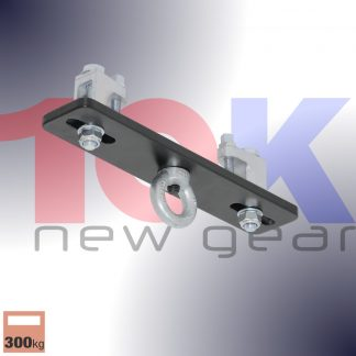 10Knew - Powerdrive KBD3000 Series General Purpose Girder-Beam Bracket. Image shown is KBD300S-B