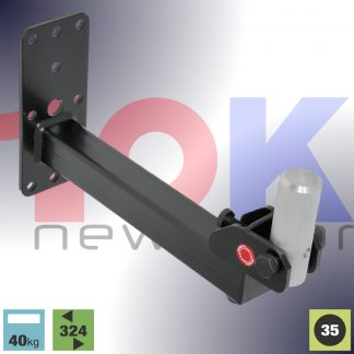 10Knew - Powerdrive WHU35EHD-B Loudspeaker Bracket