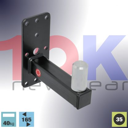 10Knew - Powerdrive WHYM35-B Loudspeaker Bracket