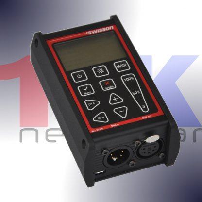 XMT-350 RDM Controller and DMX Tester
