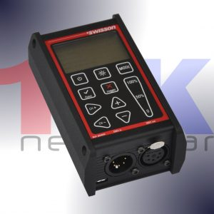 SWISSON XMT-120A DMX Tester