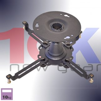Video Projector Bracket for Ceiling Mounted Beamers up to 10kg